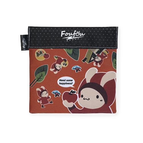福福兔 – 小紅帽 輕食袋《小》