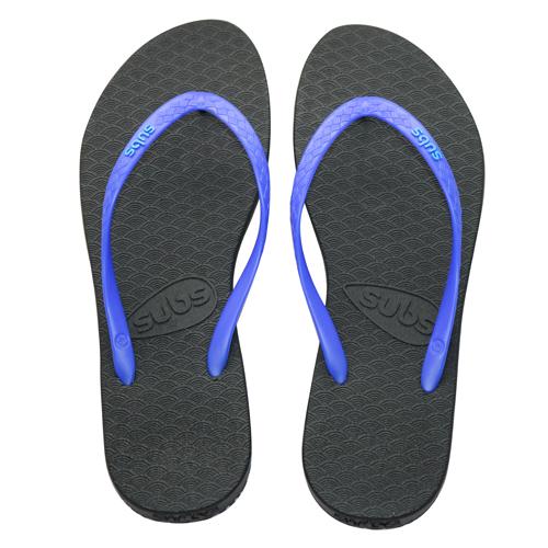 subs 環保拖鞋 海洋藍