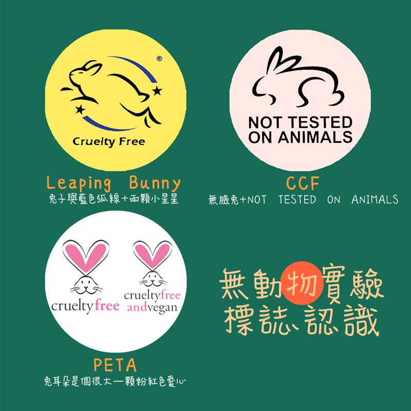 無動物實驗|標誌認識